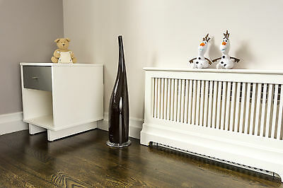 NEW OBJECTO H7 HUMIDIFIER WITH AROMA THERAPY - BROWN - Reg $299