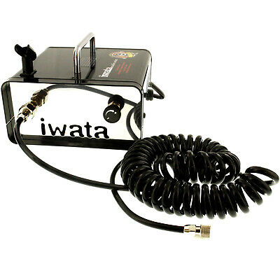 IWATA Quiet NINJA JET AIR COMPRESSOR Airbrush Hose Hobby Makeup Cake Decorating