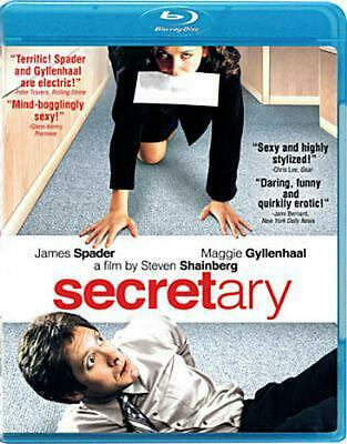 Secretary - Blu-Ray Region 1 Free Shipping!