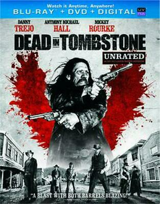 Dead in Tombstone - BLU-RAY/DVD COMBO Region 1 Free Shipping!