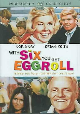 With Six You Get Eggroll - DVD Region 1 Free Shipping!