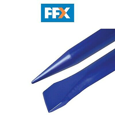 Faithfull FAICROW48 Chisel and Point Crowbar 1.2M x 25mm (48in x 1in)