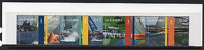 Gambia Sg5160/3 2007 Americas Cup Mnh
