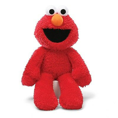 GUND Sesame Street Take me Along ELMO Soft Toy NEW 16167