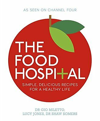 The Food Hospital, Jones, Lucy Book The Cheap Fast Free Post