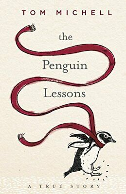 The Penguin Lessons by Michell, Tom Book The Cheap Fast Free Post