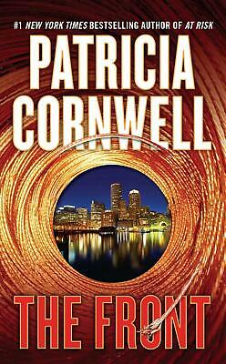 The Front by Patricia Cornwell (English) Mass Market Paperback Book Free Shippin