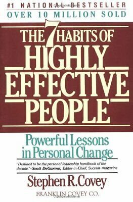 The Seven Habits of Highly Effective People : Po..., Covey, Stephen R. Paperback