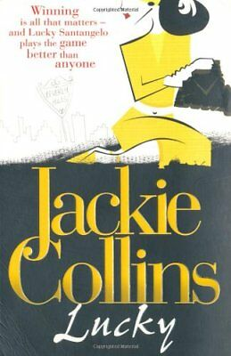 Lucky, Collins, Jackie Paperback Book The Cheap Fast Free Post