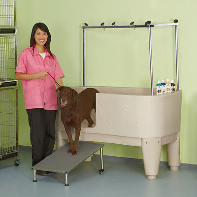 Master Equipment PolyPro Dog Grooming Tub