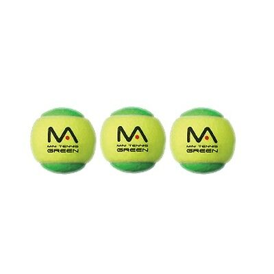 Mantis Green Final Stage Training Tennis Balls
