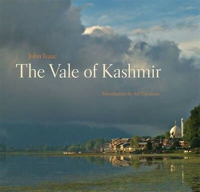 NEW The Vale of Kashmir by John Isaac Hardcover Book (English) Free Shipping