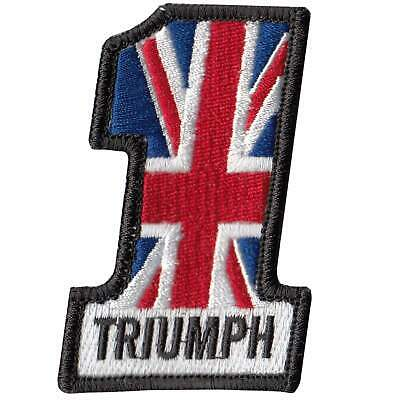 Lowbrow Customs #1 Triumph Motorcycle Patch