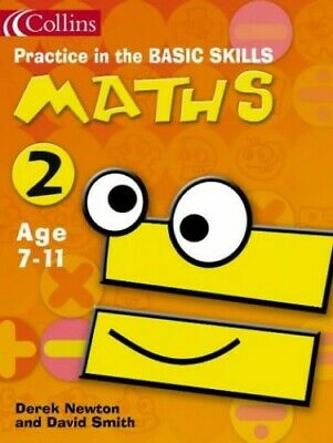 Practice in the Basic Skills (7) - Maths Book 2: Ma... by Smith, David Paperback