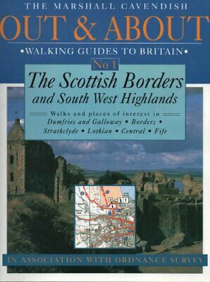 Scottish Borders and South West Highlands (Out &... by Ordnance Survey Paperback
