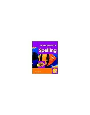 Searchlights for Spelling Year 6 Pupil's Book by Corbett, Pie Paperback Book The