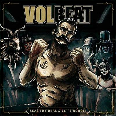 Volbeat - Seal The Deal And Let's Boogie (NEW 2 VINYL LP+CD)