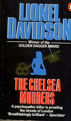 The Chelsea Murders by Davidson, Lionel Paperback Book The Cheap Fast Free Post