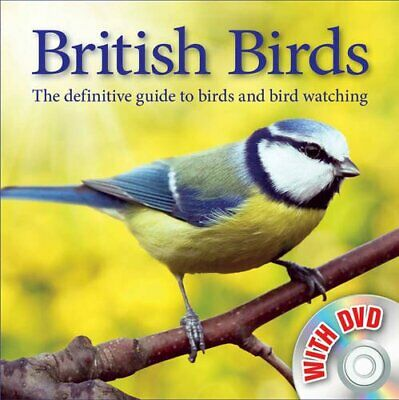 British Birds: The Definitive Guide to Birds and Bird Watching (Book & DVD) (Boo