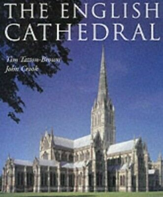 The English Cathedral by Crook, John Hardback Book The Cheap Fast Free Post