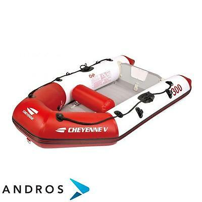 JILONG Inflatable boat CHEYENNE V 300 Red