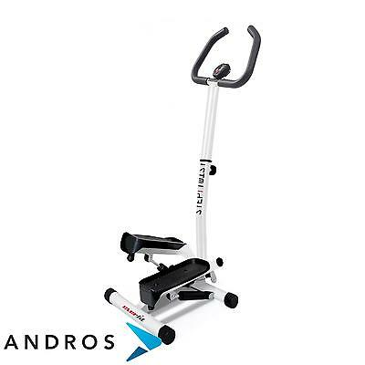 EVERFIT STEP TWIST - Mini stepper with handle