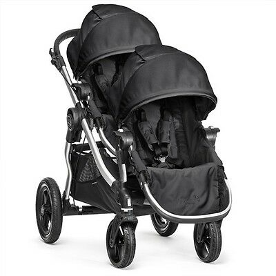 Baby Jogger 2016 City Select Double Stroller - Onyx - Brand New! Free Shipping!