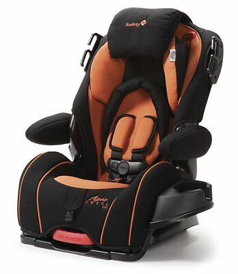 Safety 1st Alpha Omega Elite Convertible 3-in-1 Car Seat, Nitro | CC106NTR