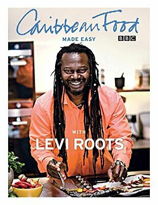 Caribbean Food Made Easy by Roots, Levi Hardback Book The Cheap Fast Free Post