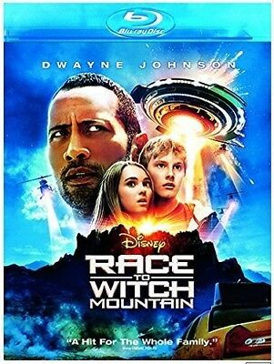 Race to Witch Mountain [New Blu-ray] Repackaged