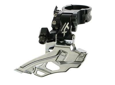 Shimano,Desviador,XT,FD-M786,dyna-sys,2 x 10 velocidades,Down Swing,Dual Pull