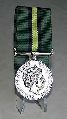 New Zealand - General Service ( Solomon Islands  ) 2002  Full Size Replica Medal