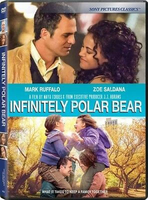 Infinitely Polar Bear [New DVD] UV/HD Digital Copy, Widescreen, Ac-3/Dolby Dig