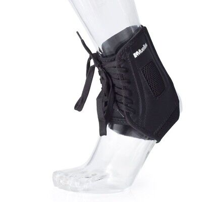 Mueller Sports XLP Extra Low Profile Ankle Brace Support Protection Black Medium