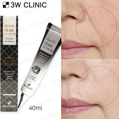 New Black Pearl Eye Cream 40ml Eye Treatment Lifting Cream Wrinkle
