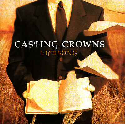 Casting Crowns - Lifesong CD 2005 Beach Street | Reunion [83061-0770-2] * NEW *