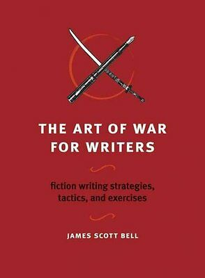 The Art Of War For Writers - New Paperback Book