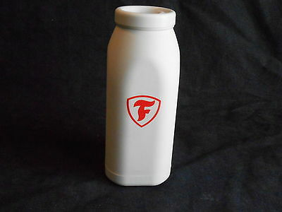 100 Years of Firestone Racing Tires Milk Bottle Travel Thermos