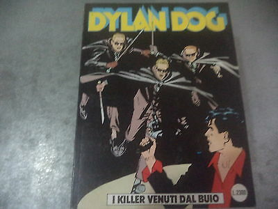 ^ Dylan Dog Originale N.78 - I Killer Venuti Dal Buio -
