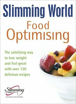 Food Optimising by Slimming World Hardback Book The Cheap Fast Free Post