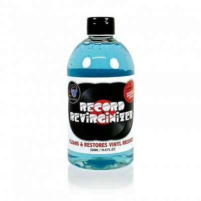 Record Revirginizer Vinyl Record Cleaning Fluid and Restorer