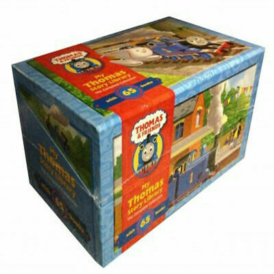 Thomas & Friends The Complete Thomas Story Library Collection 65 Books Box Set