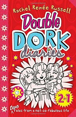 Double Dork Diaries by Russell, Rachel Renee Paperback Book The Cheap Fast Free
