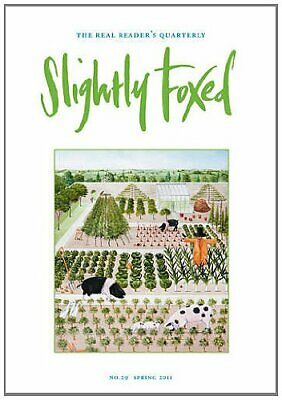 Slightly Foxed: No. 29: An Editorial Peacock Paperback Book The Cheap Fast Free