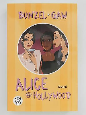Bunel Gaw Alice @ at Hollywood Roman Fischer