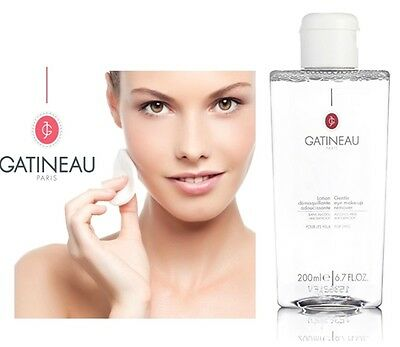 Gatineau Paris Lotion Eye Make Up Remover Cleanser 200ml