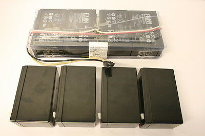 Compaq / HP R1500XR Battery pack 240789-001 -cells only
