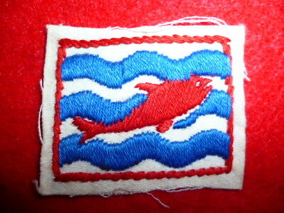 2nd Army Corps Bevo Weave Patch - UK