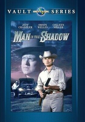 Man in the Shadow [New DVD] Manufactured On Demand, Black & White, NTSC Format