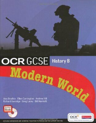 OCR GCSE History B: Modern World Histor... by Lacey, Mr Greg Mixed media product